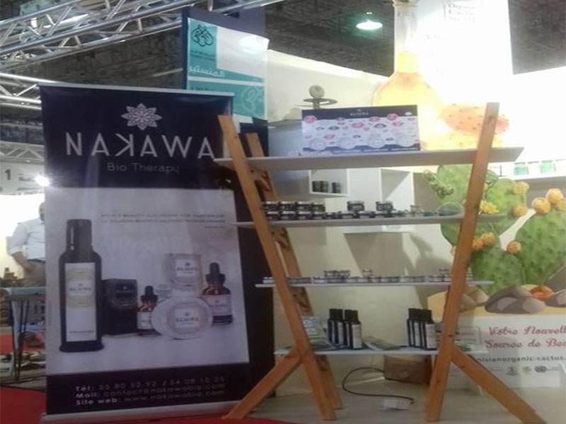 Salon de la création artisanale 2018 nakawa bio
