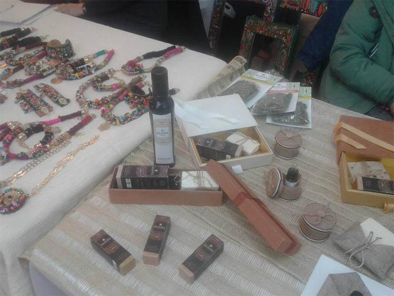 Festival du fée mains - Nakawa Bio