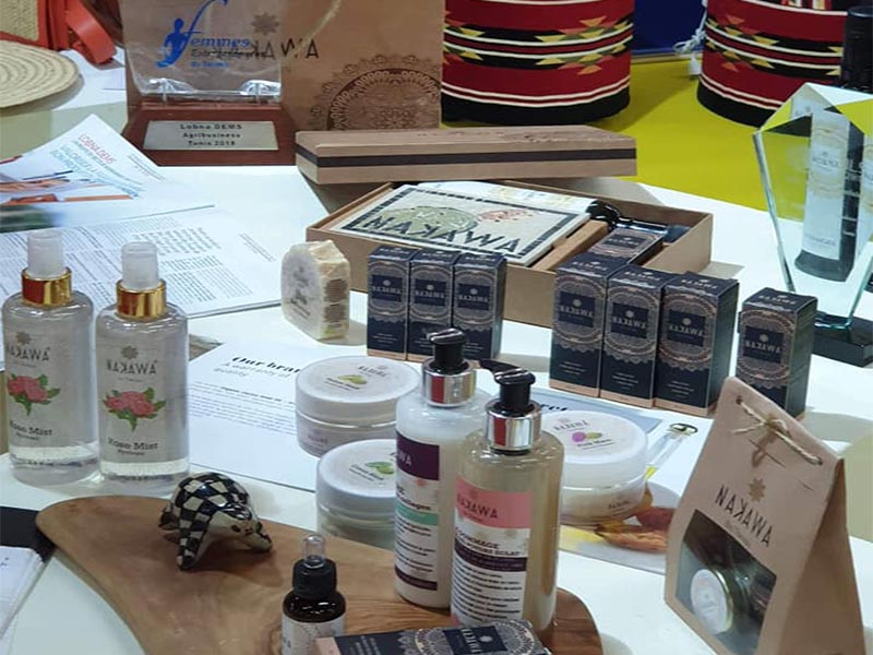 Salon de la création artisanale 2019 - Nakawa Bio