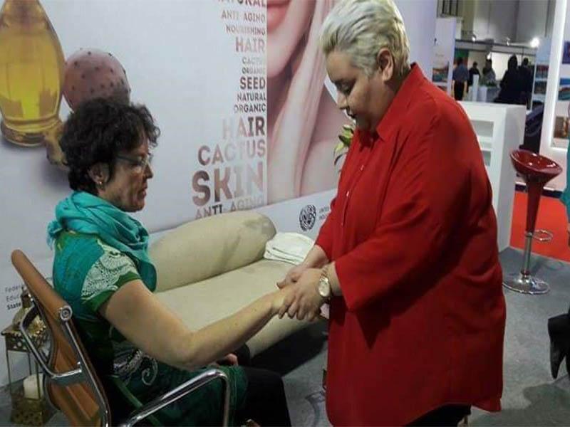 Tunisia Health Expo - nakawa bio
