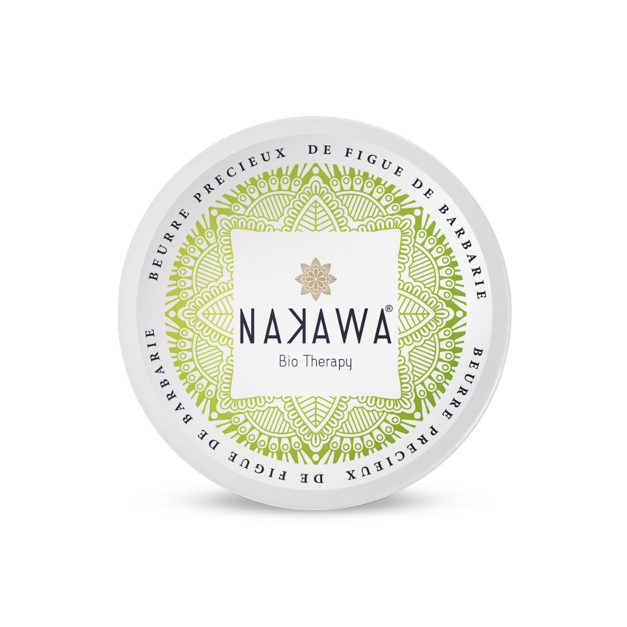 Beurre precieux de figue de barbarie - nuit Top- Nakawa Bio