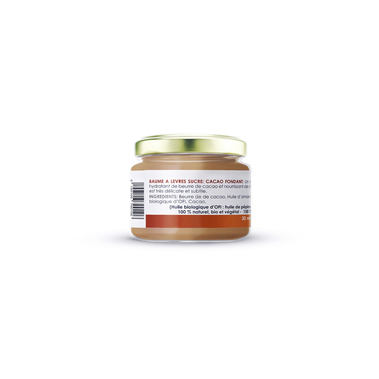 SWEET LIP BALM - MELTING COCO 2 - Nakawa Bio Tunisia
