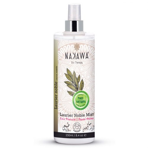 LAURIER NOBLE MIST - FLORAL WATER - Nakawa Bio Therapy