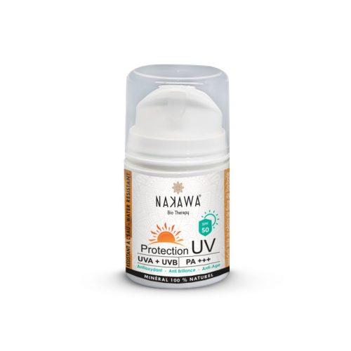 Daily Cream - UV Protection SPF 50 - NAKAWA BIO THERAPY