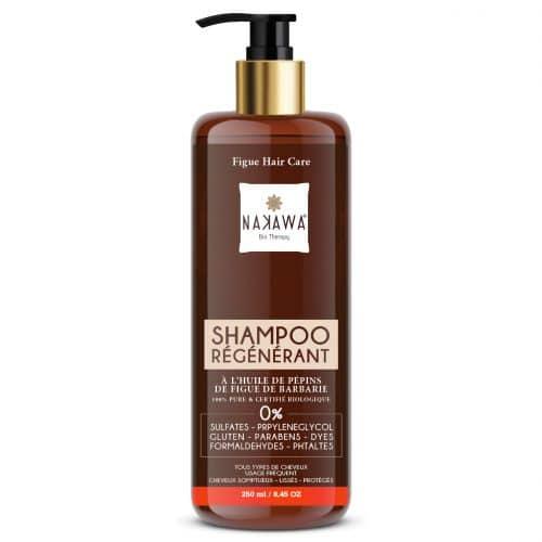 shampoo shampoing sans sulfate parabène Tunisie bio